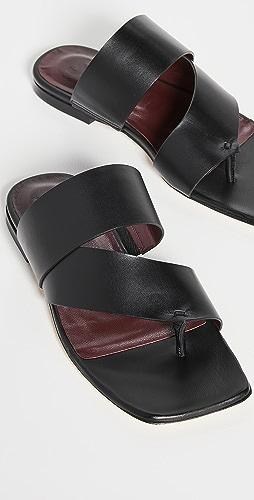 STAUD - Fly Flat Sandals