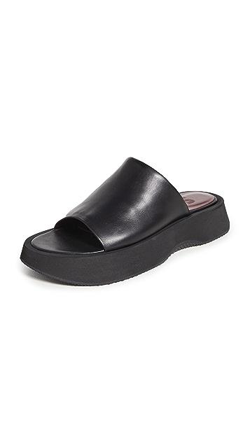 STAUD Alpine 凉拖鞋