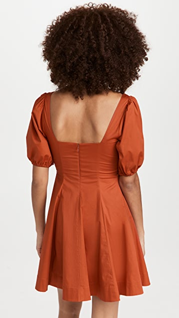 STAUD Leila Dress