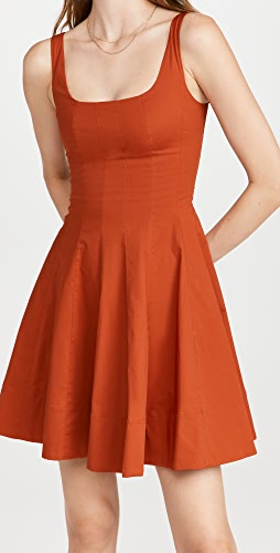 STAUD - Mini Wells Dress