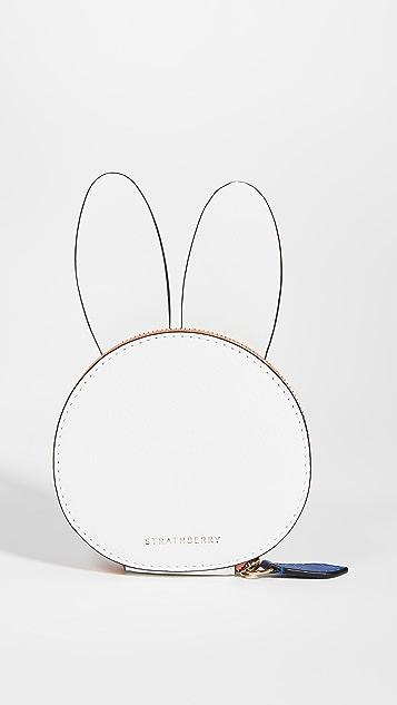 Strathberry x Miffy Round Coin Purse