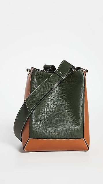 Strathberry Lana Midi Bucket Bag