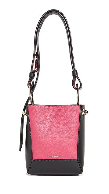 Strathberry Lana Nano Bucket Bag