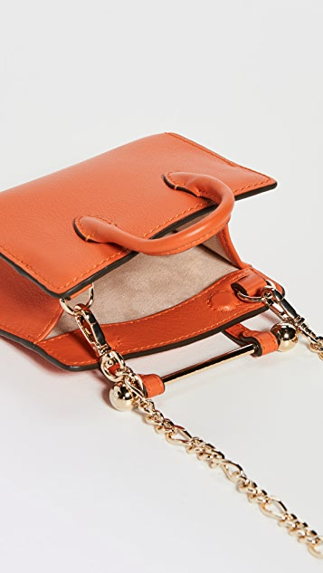 Strathberry Miniature Leather Tote
