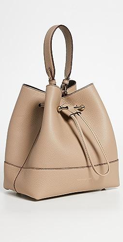 Strathberry - Lana Osette Midi Bucket Bag