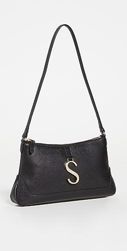 Strathberry - Shoulder Baguette Bag