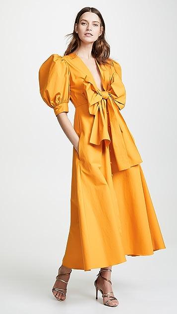 Silvia Tcherassi Платье Miosotis