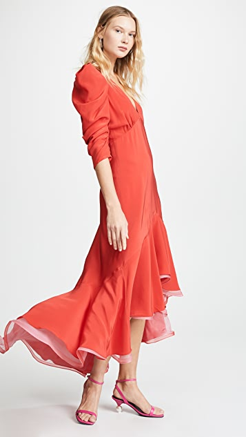 Silvia Tcherassi Платье Gorel