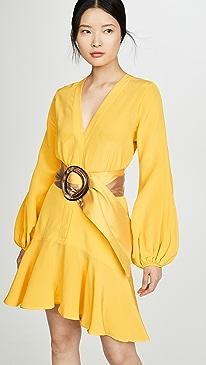 Filis Dress And Belt