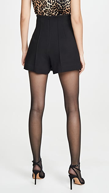 Silvia Tcherassi High Rise Shorts