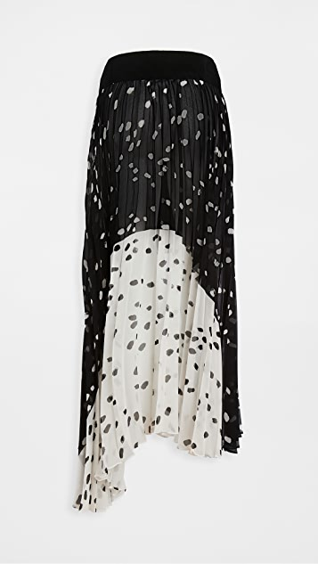 Silvia Tcherassi Blanche 半身裙