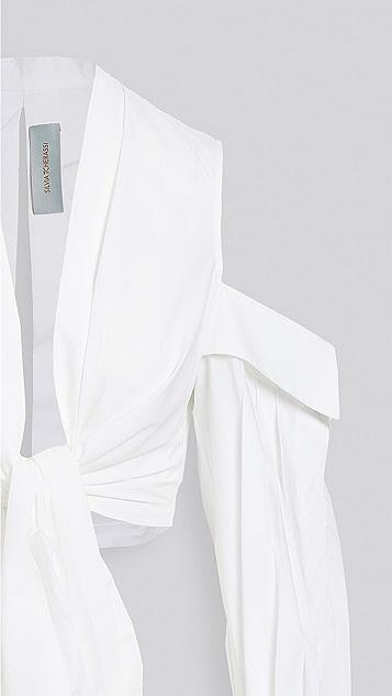 Silvia Tcherassi Matinata 女式衬衫