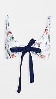 Silvia Tcherassi Fern Swimwear 比基尼泳裤