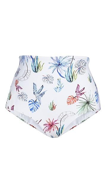 Silvia Tcherassi Hilaria Swimwear 比基尼泳裤