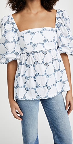Silvia Tcherassi - Tigertale Shirt