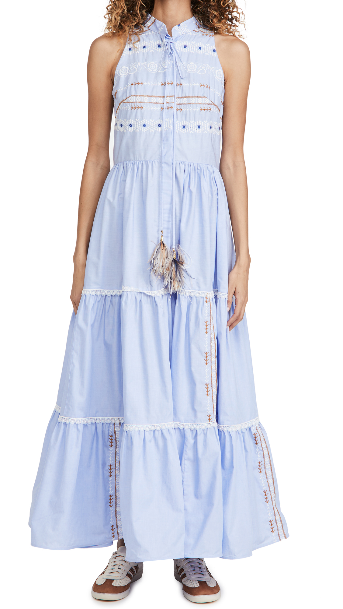 Silvia Tcherassi Aviaton Dress