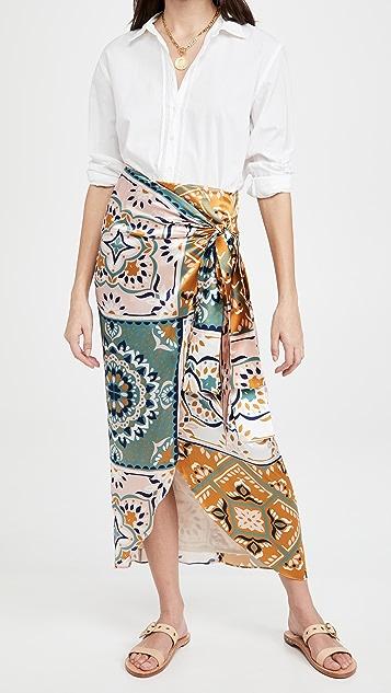 Silvia Tcherassi Bonnan Skirt