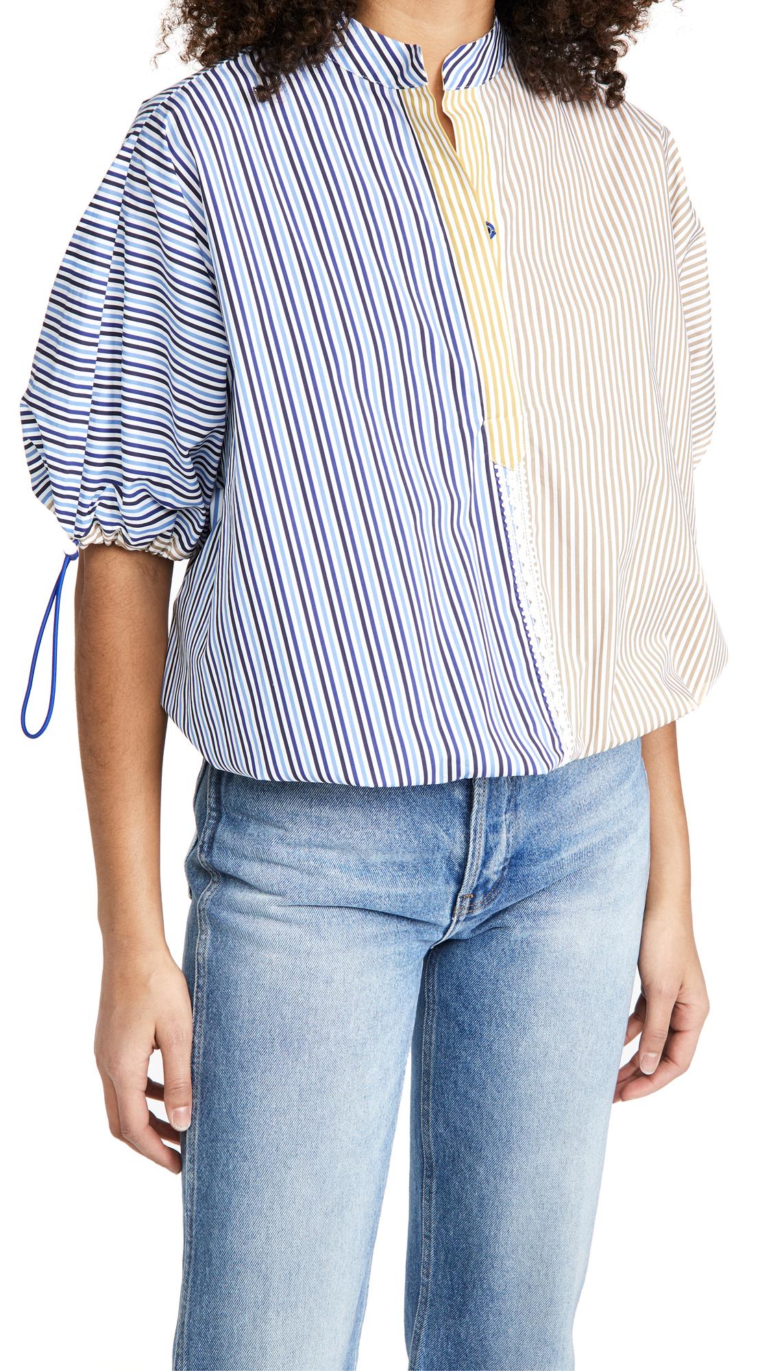 Silvia Tcherassi Solana Shirt