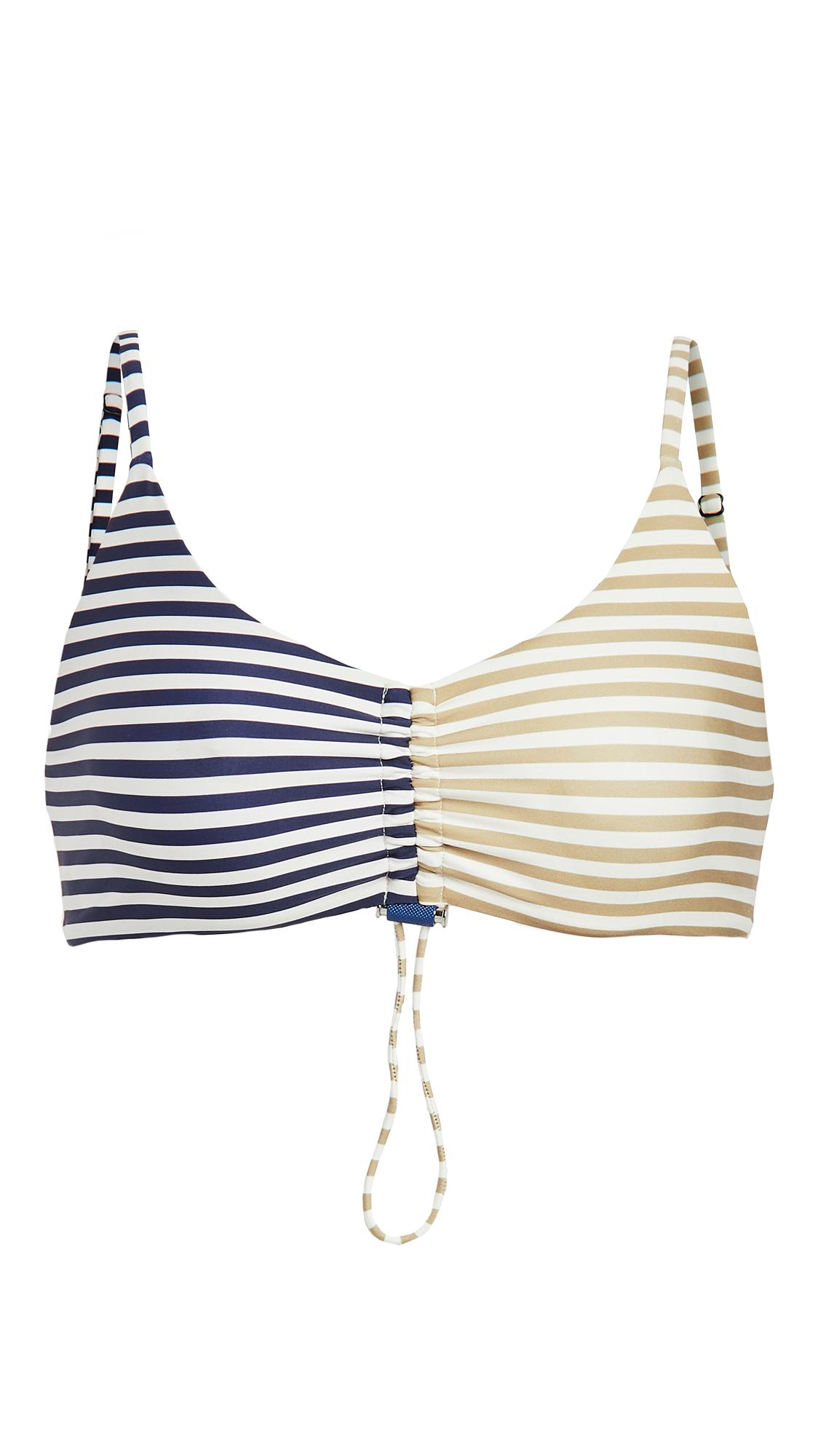 Silvia Tcherassi Loquat Bikini Top