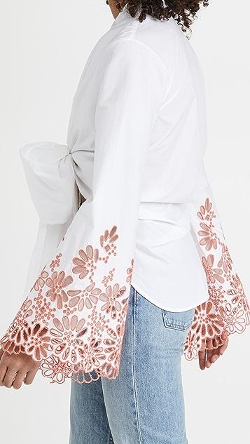 Silvia Tcherassi Grace 女式衬衫