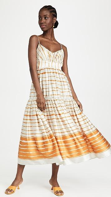 Silvia Tcherassi Carbonia Dress