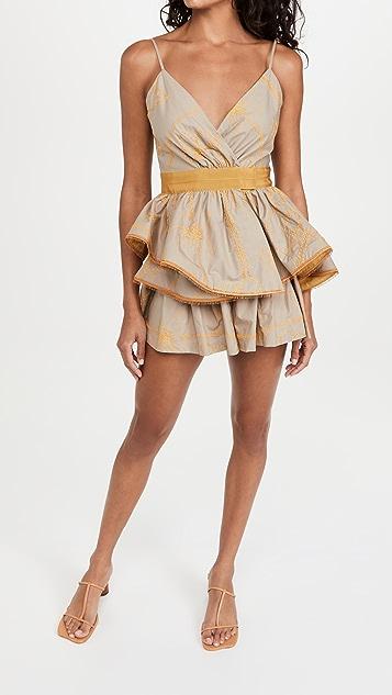 Silvia Tcherassi Hibiscus Shorts