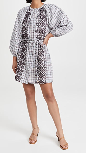 Silvia Tcherassi Buffa Dress