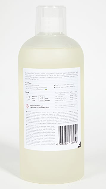Steamery Sport Wash 清洁剂
