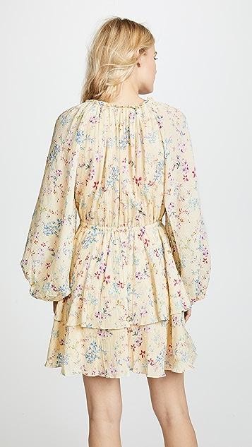 Steele Le Bloom Long Sleeve Dress