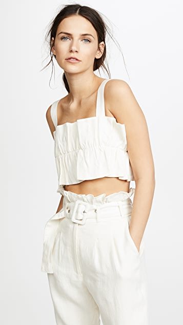 Steele Aster Crop Top