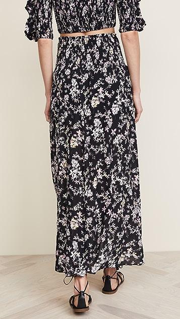Steele Le Bloom Gather Skirt