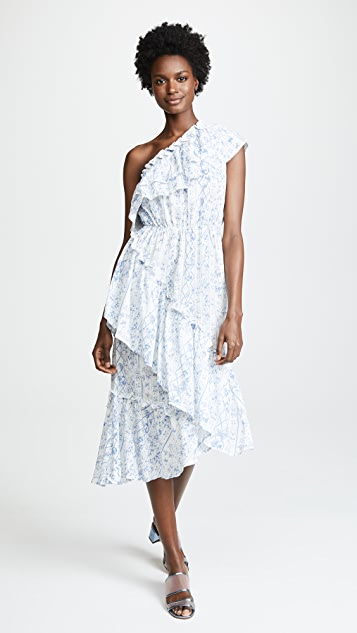 Steele Riviera Ruffle Dress