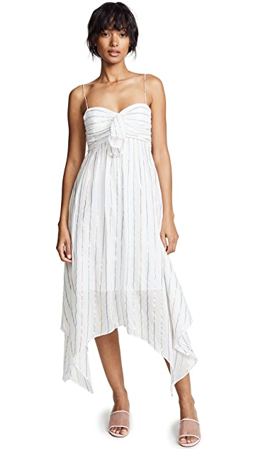 Steele Prism Pleat Dress