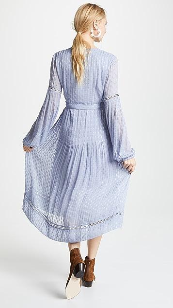 Steele Luella Wrap Dress