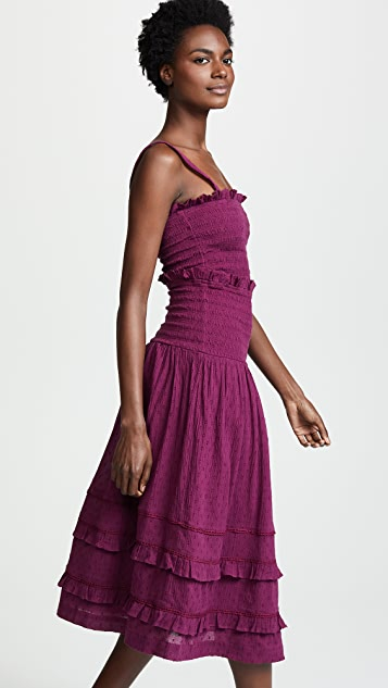 Steele Nalani Midi Dress