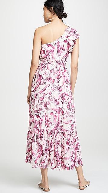 Steele Платье Mahana с открытым плечом