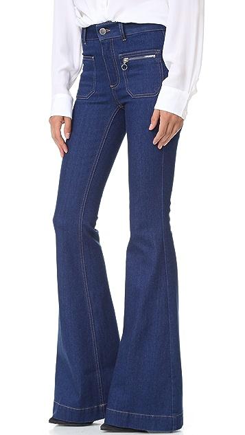Stella McCartney '70s Flare Jeans