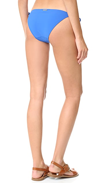 Stella McCartney Timeless Basics Tie Side Bikini Bottoms