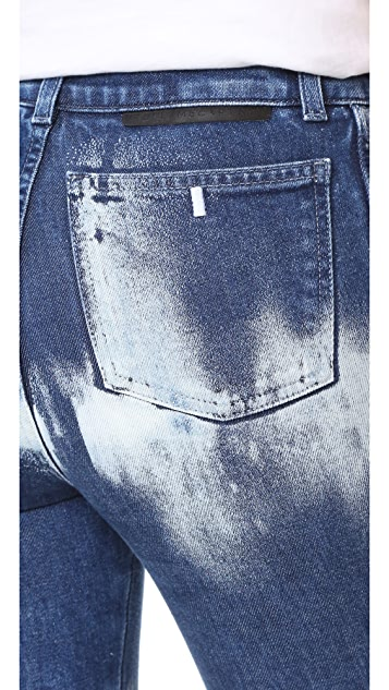 Stella McCartney Tie Dye Jeans