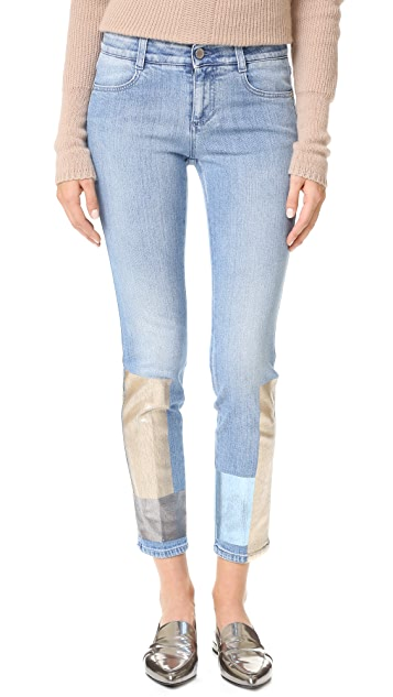 2b3772a9 Stella McCartney Skinny Ankle Grazer Jeans | SHOPBOP