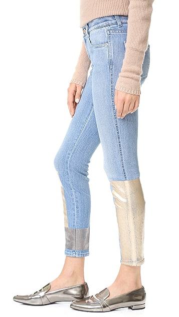 Stella McCartney Skinny Ankle Grazer Jeans