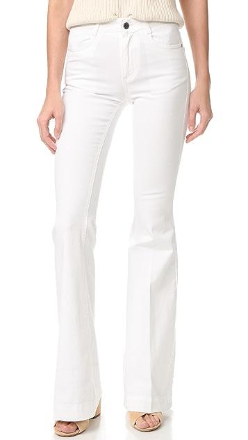 Stella McCartney Flare Jeans