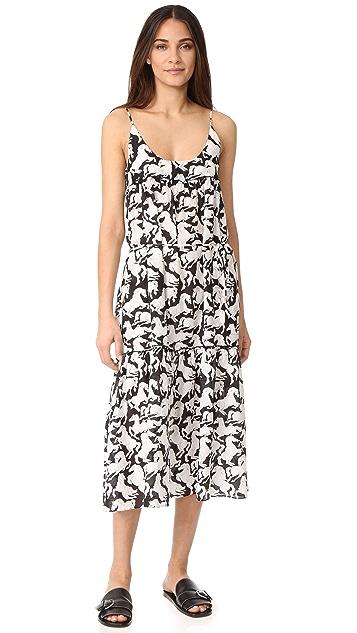 Stella McCartney Iconic Prints Maxi Dress