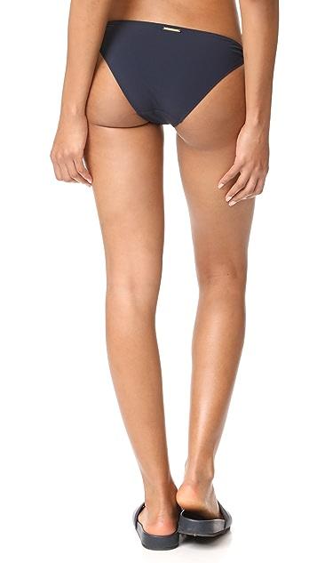 Stella McCartney Lace Up Classic Bikini Bottoms