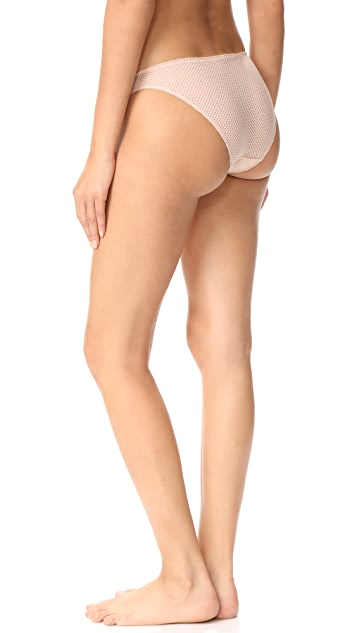 Stella McCartney Stella Soft Mesh Bikini Briefs