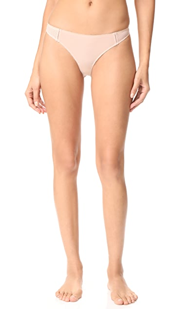 Stella McCartney Stella Soft Mesh Thong