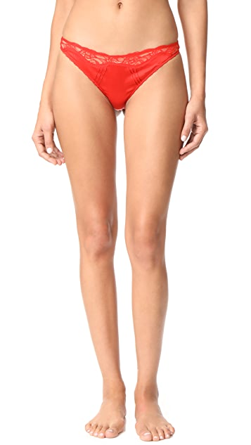 Stella McCartney Eloise Enchanting Thong Briefs