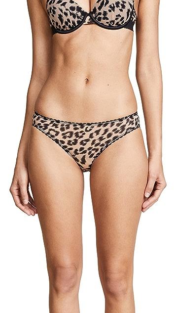 Stella McCartney Florence Fluttering Bikini Briefs