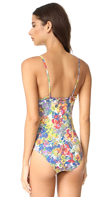 Stella McCartney Iconic Prints Swimsuit
