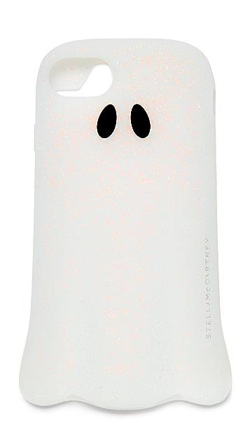 Stella McCartney 幽灵形状亮片 iPhone 7 / 8 护套